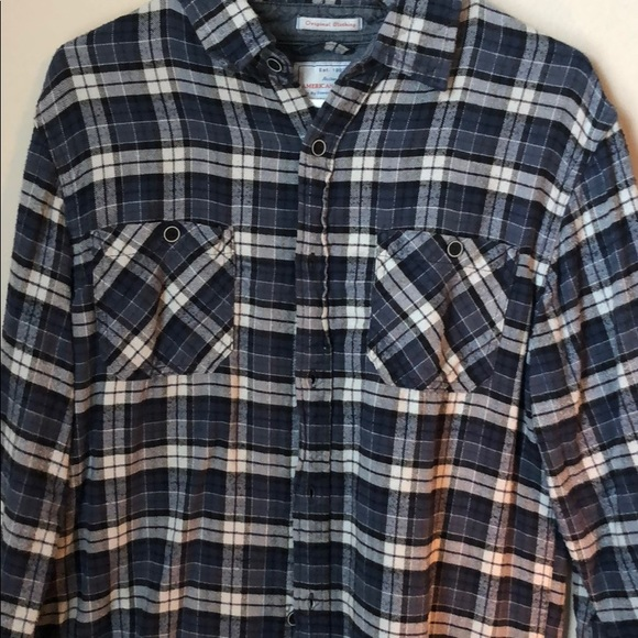 Other - Men's Button Down flannel